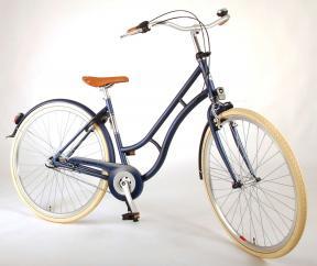 Volare Lifestyle damecykel - Kvinder - 48 centimeter - Jeans Blue - Shimano Nexus 3 gear