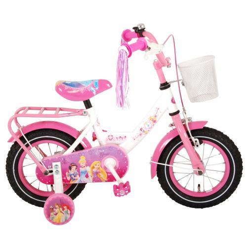 Disney Princess Børnecykel - Piger - 12 tommer - Pink - 95% samlet