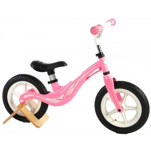 Volare Magnesium Balancecykel - Piger - 12 tommer - Pink