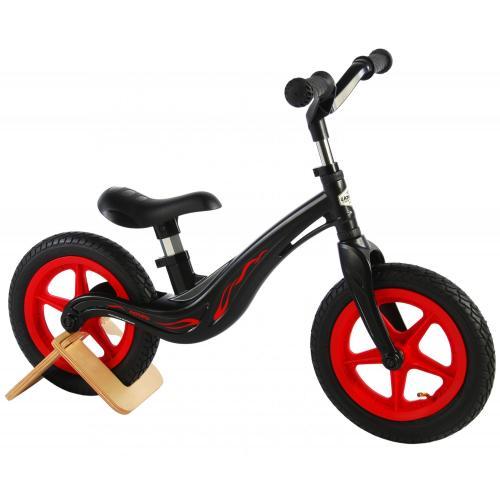 Volare Magnesium Balance cykel - Drenge og piger - 12 tommer - Sort