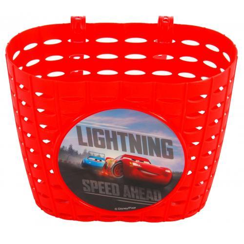 Disney Cars Plastkurv Drenge rød