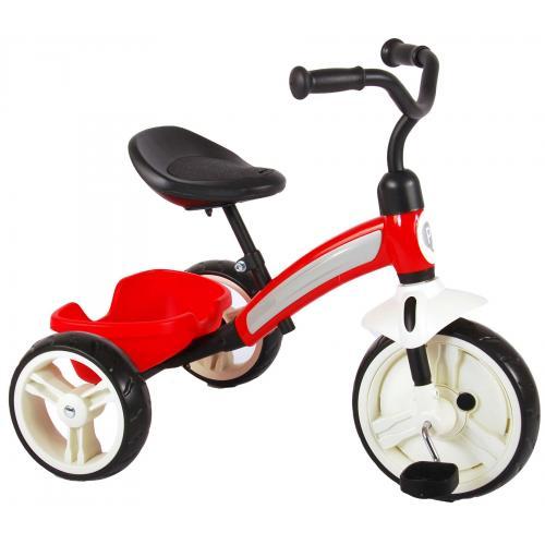 QPlay Elite Tricycle Drenge og piger Rød