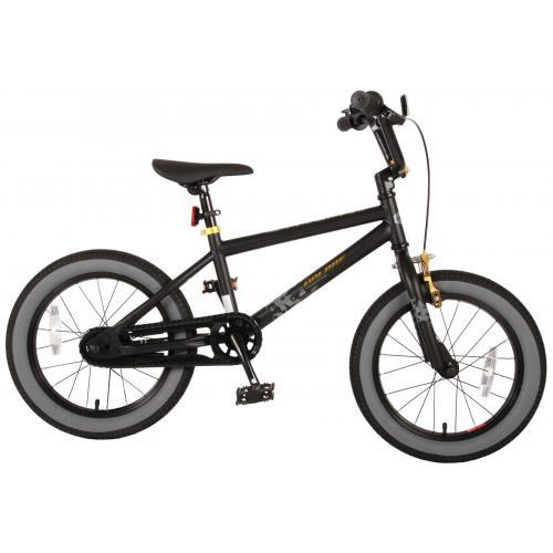 Volare Cool Rider Børnecykel - Drenge - 16 tommer - Sort - 95% samlet