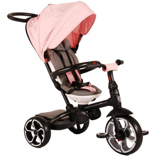 Qplay Tricycle Prime 4 i 1 pink
