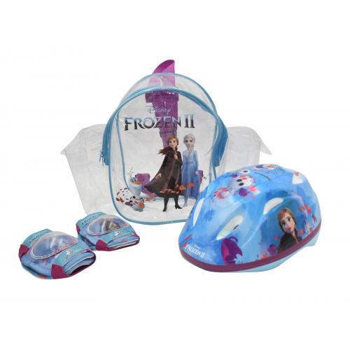 Disney Frozen 2 Hjelmbeskyttelsessæt 51-55cm