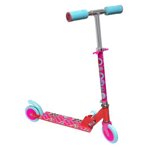 LOL Surprise Inline Scooter - Børn - Pink