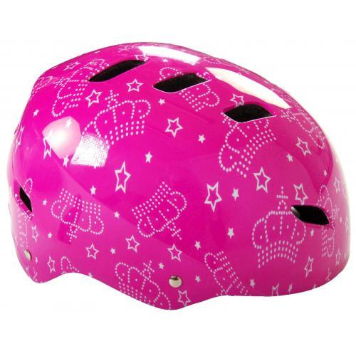 Volare Cykel/Skate Hjelm - Pink - 55-57 cm