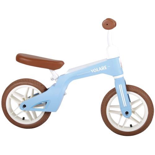 Volare Balance Bike - Drenge og piger - 10 tommer - Blå