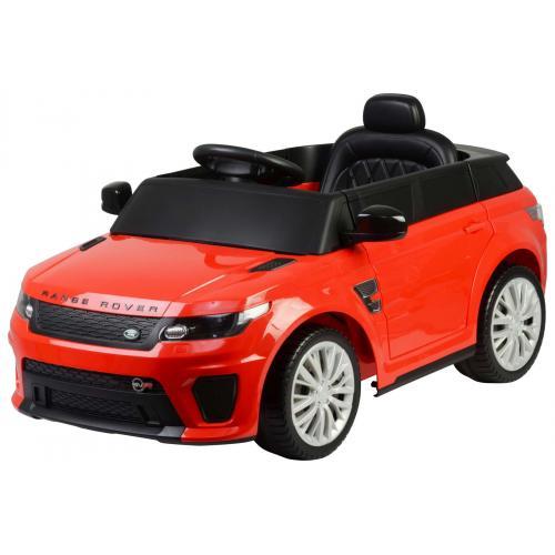 Range Rover Sport SVR - Rød