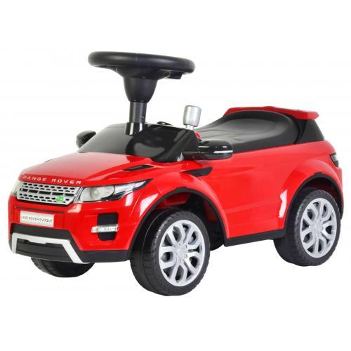Range Rover Evoque - Gående biler - Rød