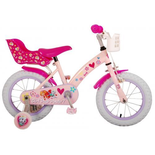 Paw Patrol Børnecykel - Piger - 14 tommer - Pink