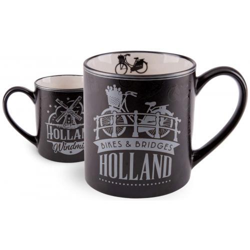 Cup - Holland - Sort sølv