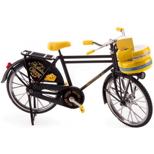 Cykel - Mænd - Sort - Ost