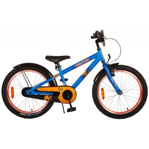 NERF Børnecykel - Drenge - 20 tommer - Satinblå