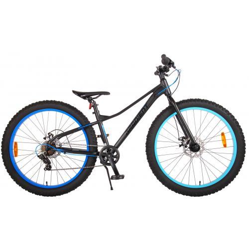 Volare Gradient Børnecykel - Drenge - 26 tommer - Sort blå - 7 gear - Prime Collection