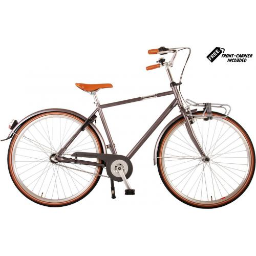 Volare Lifestyle Herre Cykel - Mand - 48 centimeter - Grå - Shimano Nexus 3 gear