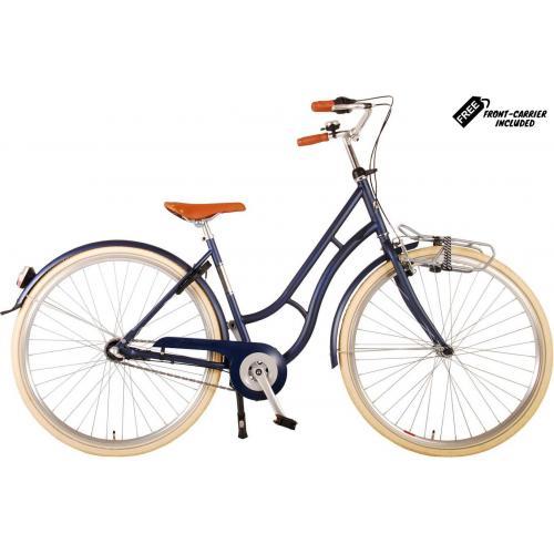 Volare Lifestyle Rower damski - Kobiety - 51 centymetry - jeansy niebieski - Shimano Nexus 3 biegi