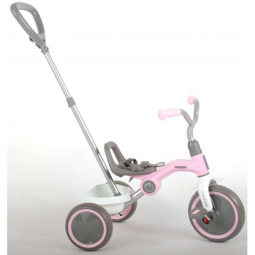 QPlay trehjulet cykel Tenco - drenge og piger - pastelrosa