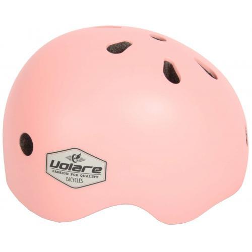 Volare Cykelhjelm - Børn - lyserød - 45-51 cm