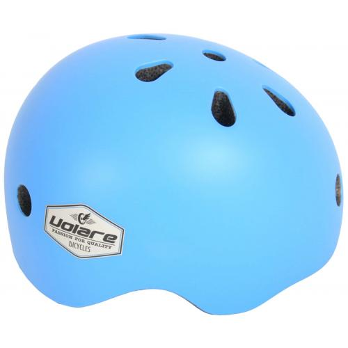 Volare Cykelhjelm - Børn - blå - 45-51 cm