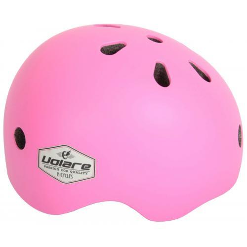 Volare Cykelhjelm - Børn - Pink - 45-51 cm