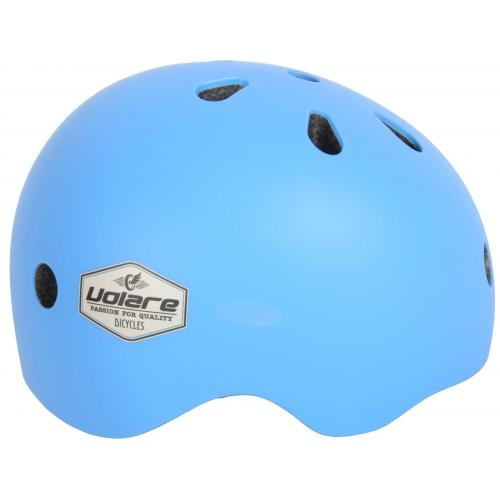 Volare Cykelhjelm - Børn - blå - 51-55 cm