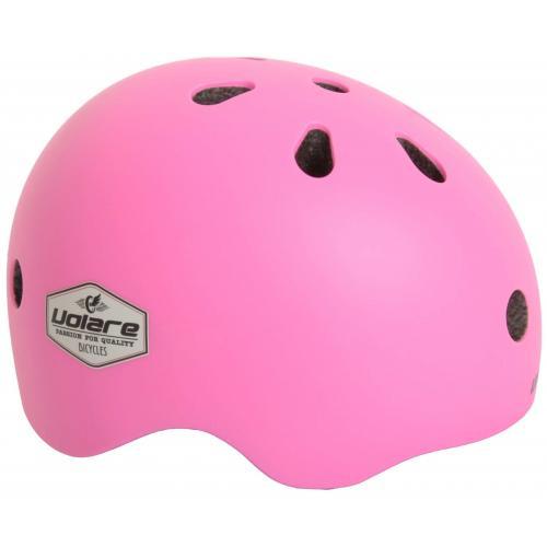 Volare Cykelhjelm - Børn - Pink - 51-55 cm