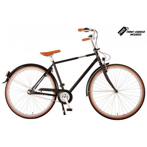 Volare Lifestyle Herre Cykel - Mand - 56 centimeter - Satin sort - Shimano Nexus 3 gear