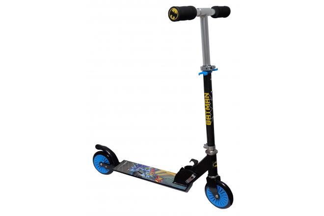 Batman Inline Scooter - Børn - Sort