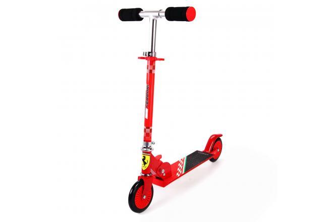 Ferrari Step - Børn - rød