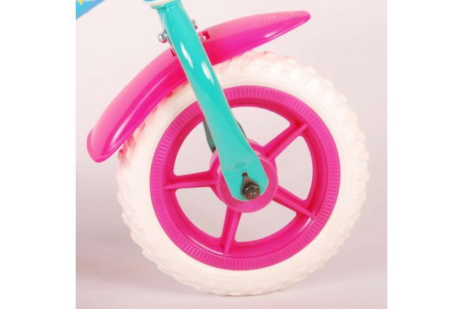 Baby Shark Børne cykel - Unisex - 10 tommer - lyserød blå