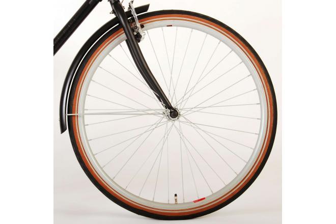 Volare Lifestyle Herre Cykel - Mand - 28 tommer - 48 centimeter - Satin sort - Shimano Nexus 3 gear